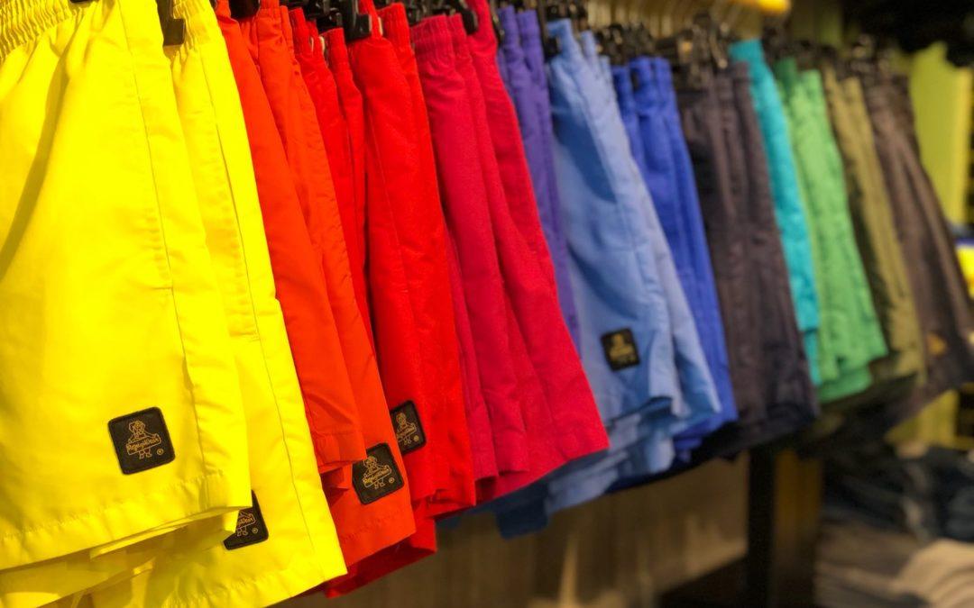 Costumi mare uomo coloratissimi…why not?