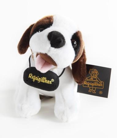 Reggie, la mascotte di Refrigiwear, è il vero simbolo del Brand!