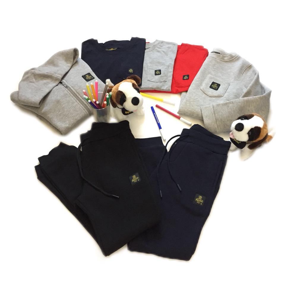 Refrigiwear kidswear