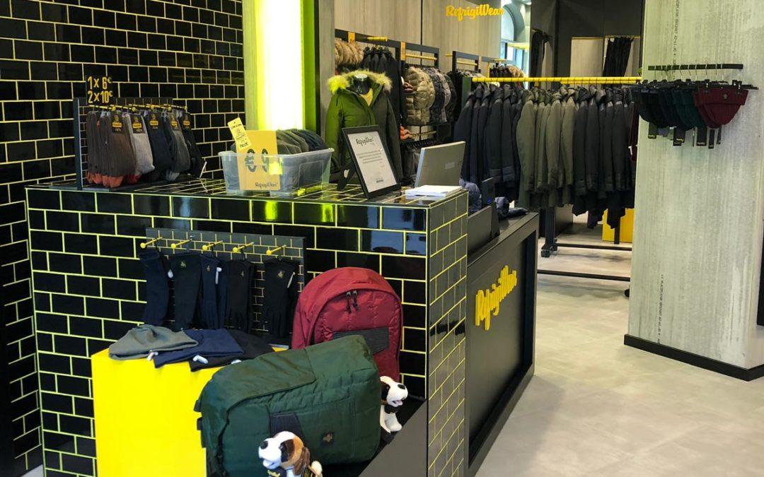 Refrigiwear Outlet cresce ancora con una nuova apertura in Sicilia!