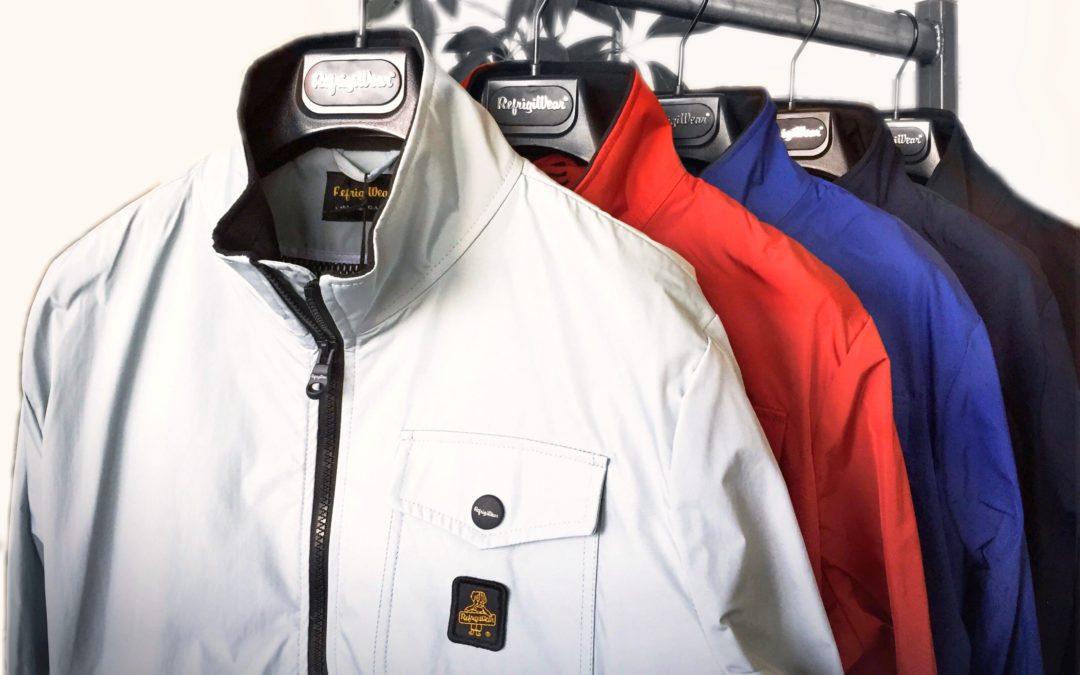 """Capispalla estivi Refrigiwear: è questione di """"leggerezza""""!"""